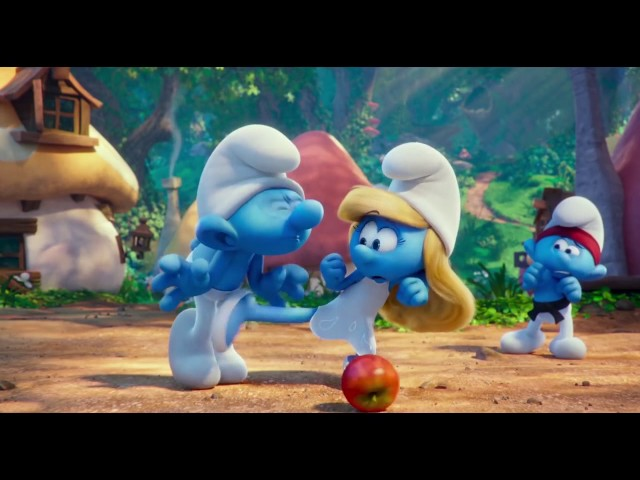 Meghan Trainor - I'm a Lady - From  SMURFS : THE LOST VILLAGE ( Movie Trailer Edited)