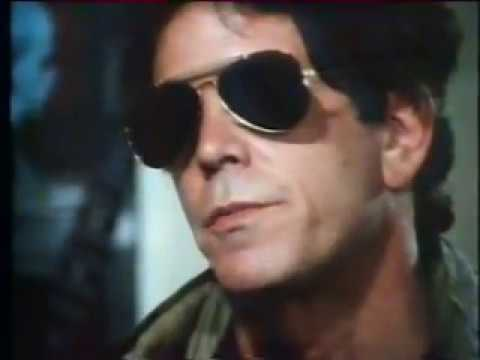 Lou Reed - rare NZ interview 1984