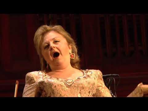 EDITA GRUBEROVA Glitter and be gay (Bernstein's CANDIDE) PRague 28VI16