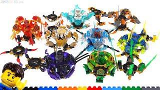 All LEGO Ninjago 2019 Spinjitzu spinner sets reviewed! 70659 70660 etc.