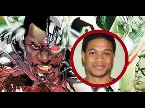 Ray Fisher cast as Cyborg?!?!?! My Thoughts