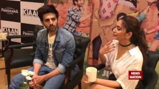 Download lagu Guest Iin London Kartik Aaryan and Kriti Kharbanda Exclusive Interview MP3