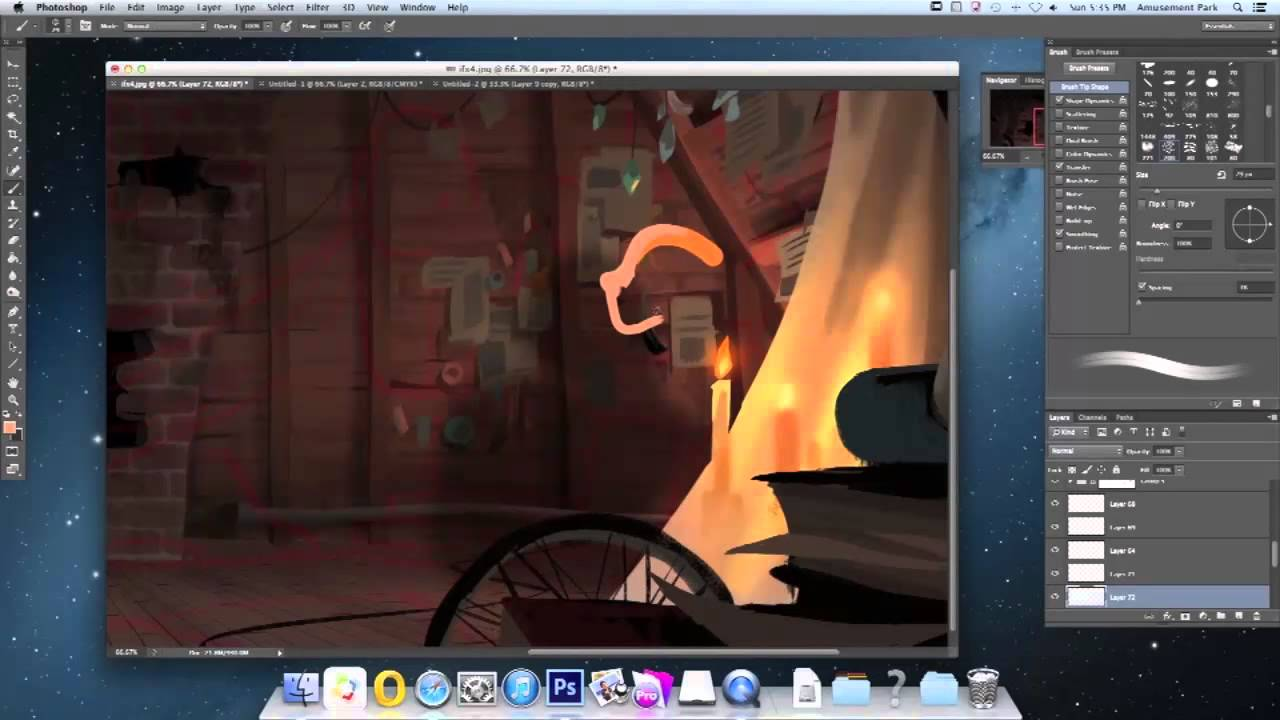 How To Design A Set For An Animated Film Creative Bloq