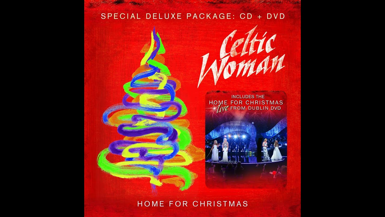 Celtic Woman We Wish You A Merry Christmas.We Wish You A Merry Christmas By Celtic Woman With Lyrics
