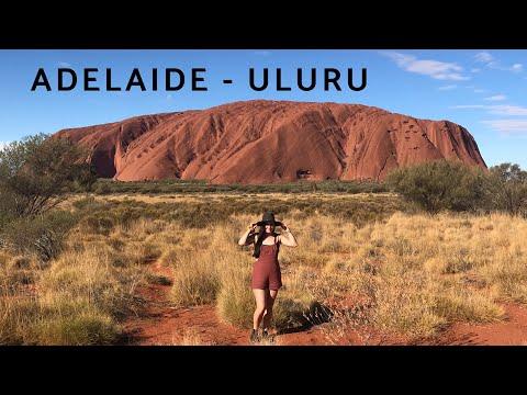 Adelaide To Uluru | CARAVAN TRIP | Australian Couple