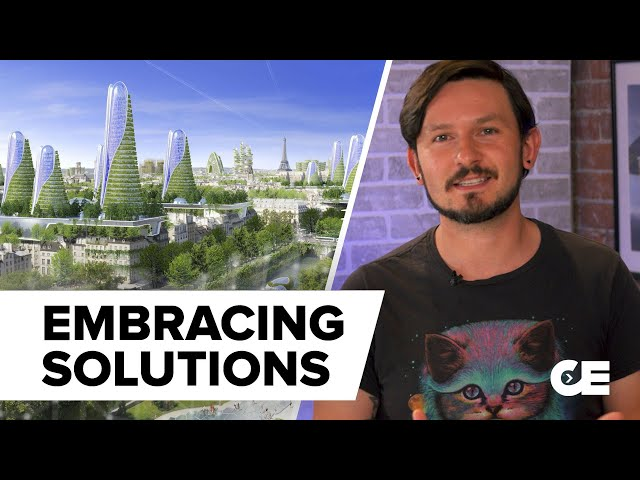 How To EMBRACE New Ideas & ENVISION A Better World