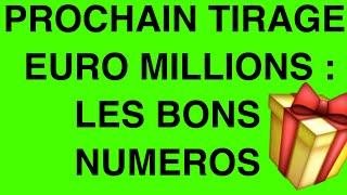 Les bons numéros du prochain tirage de l'Euro Millions : comment gagner au loto facilement