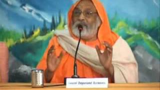 Dharm a Sabha part 2 Speech by Swami Dayanand Saraswati Ji