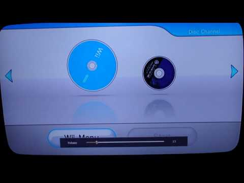 Wii Netflix Disc part 1