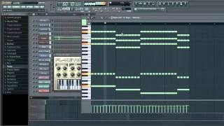 Adele rolling in the deep (Fl Studio 11)