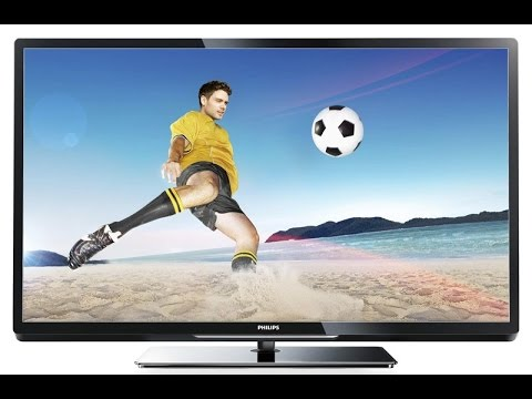 Philips 32PFL4017G/78 LCD TV Mac