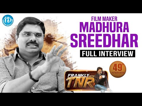 Madhura Sreedhar Reddy Exclusive Interview | Frankly With TNR #49 | Talking Movies with iDream #268