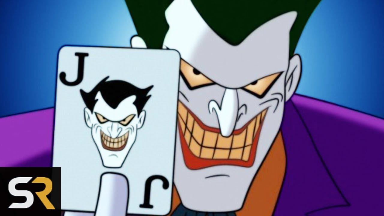 Batman The Animated Series Had The Best Joker - YouTube