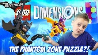 The Phantom Zone!! The LEGO Batman Movie Story Pack Level 5! Let