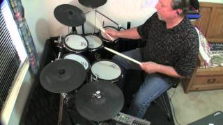 The Monkees Theme | Catch Us If You Can -The Monkees | The Dave Clark Five (Drums)