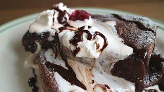 チョコフレンチトースト|cook kafemaruさんのレシピ書き起こし