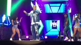 Daddy Yankee- Vaivén LIVE MILANO 2017
