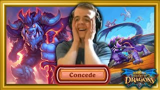 Concede Warlock (Don't Try This At Home!)