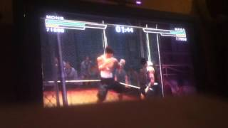 Def Jam - Fight for NY on Nintendo Wii in 480 P !! AWESOME !!