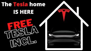 Your future house will come with a FREE Tesla | The Tesla home is coming alive NOW with Alset eHome