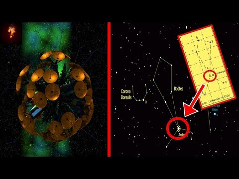 Something Is Sending Earth 13,000 Year Old Star-Maps?