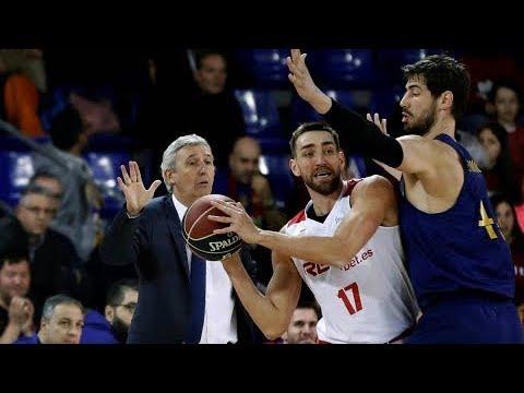 Bilbao Basket @ Barcelona Lassa - 2/11/2018