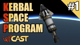KERBAL SPACE PROGRAM  - #1 - Español - ¡Primer Vuelo!