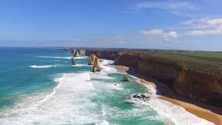 Twelve apostles, Princetown VIC, Australia