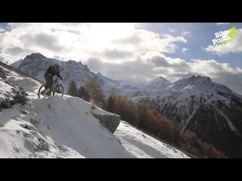 Bike Park St-Luc - Fin de saison 2012