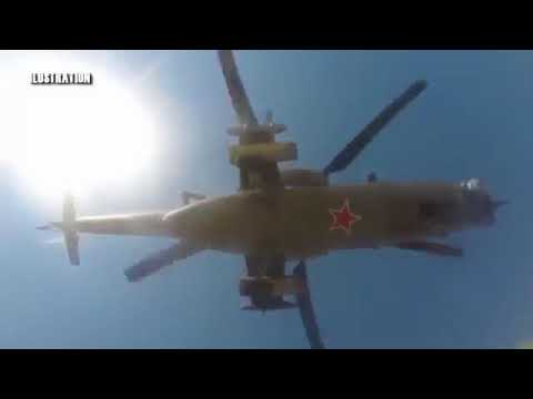 Latest News RUSSIA Signs New Delivery Contract With KAZAKHSTAN On Mi 35 Combat Helicopters
