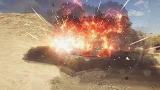 Tank Force 4K 15 kills 1 death