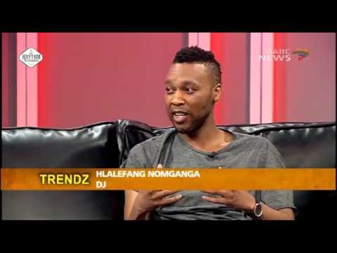 The Rhythm Sessions interview On SABC Trendz 12 November 2016