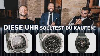 Diese Uhr solltest DU dir kaufen! | inscopelifestyle