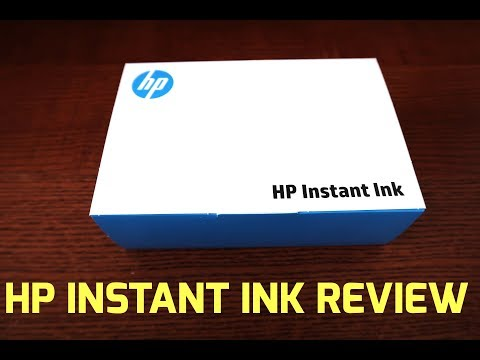 HP Instant Ink Review - Is it worth it?