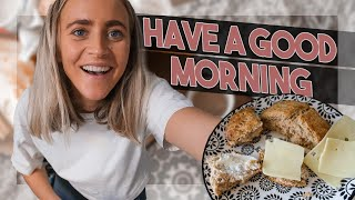 THE BEST WAY TO START YOUR DAY! - Vlog