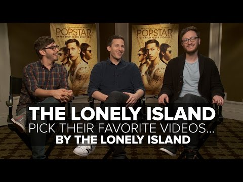 The Lonely Island pick their favorite videos...by the Lonely Island