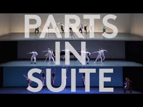 ONSTAGE | Boston Ballet Presents Parts In Suite