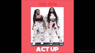 City Girls - Act Up (Instrumental)