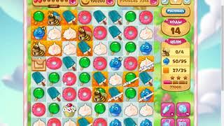как пройти 3346 уровень в игре Долина сладостей