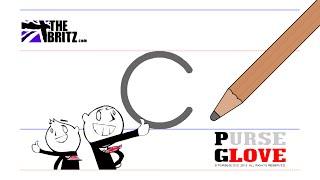 Writing English Alphabet - lowercase c