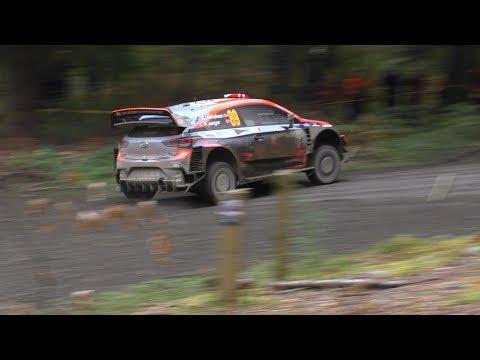 WRC:Wales Rally GB
