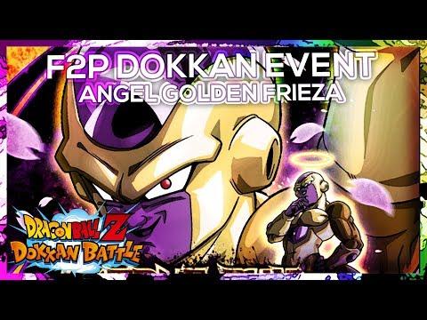 F2P Guide: NO STONES! Angel Golden Frieza Dokkan Event! Super2 - 25 STA | DBZ Dokkan Battle