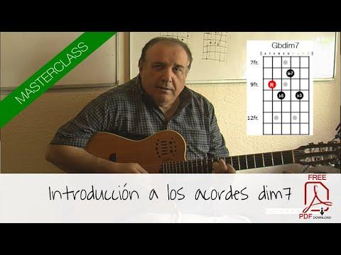 Download Ateneo JAZZ - Masterclass introducción a los acordes disminuidos