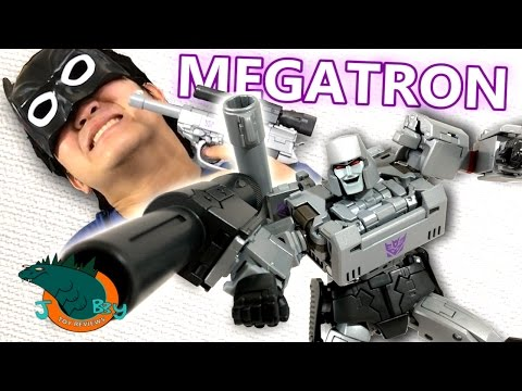 Megatron MP-36 Transformers Masterpiece Review