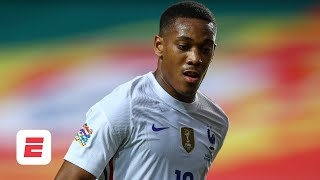 Portugal vs. France reaction: Is Anthony Martial in danger of being dropped? | ESPN FC