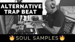 Baixar Making A Dope Alternative Trap Beat With Maschine MK3 | Soul Sample Pack Review