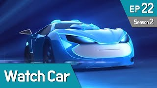 Power Battle Watch Car S2 EP22 The Ultra Watch Car Genesis