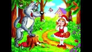 Красная шапочка. Сказка детская. Слушать онлайн