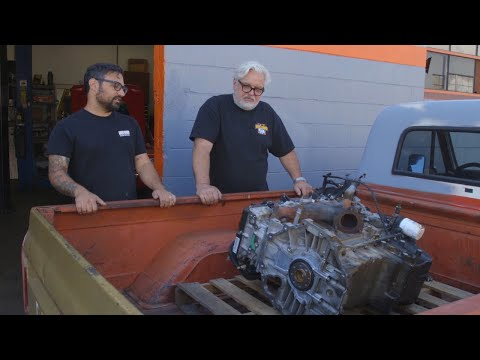 Does America Make a Better Barra?! Vortec 4200 Turbo Engine Builds!—Hot Rod Garage Preview Ep. 85