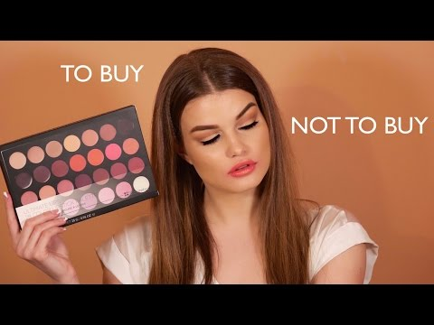 To Buy Or Not To Buy: BH Cosmetics 28 Color Lipstick Palette with SWATCHES
